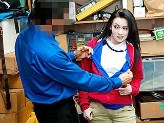 Athena Rayne in Case No. 6925331 - Shoplyfter