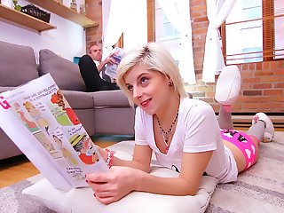 Anastasya Luna in Nailed by My Step-Father - PegasProductions